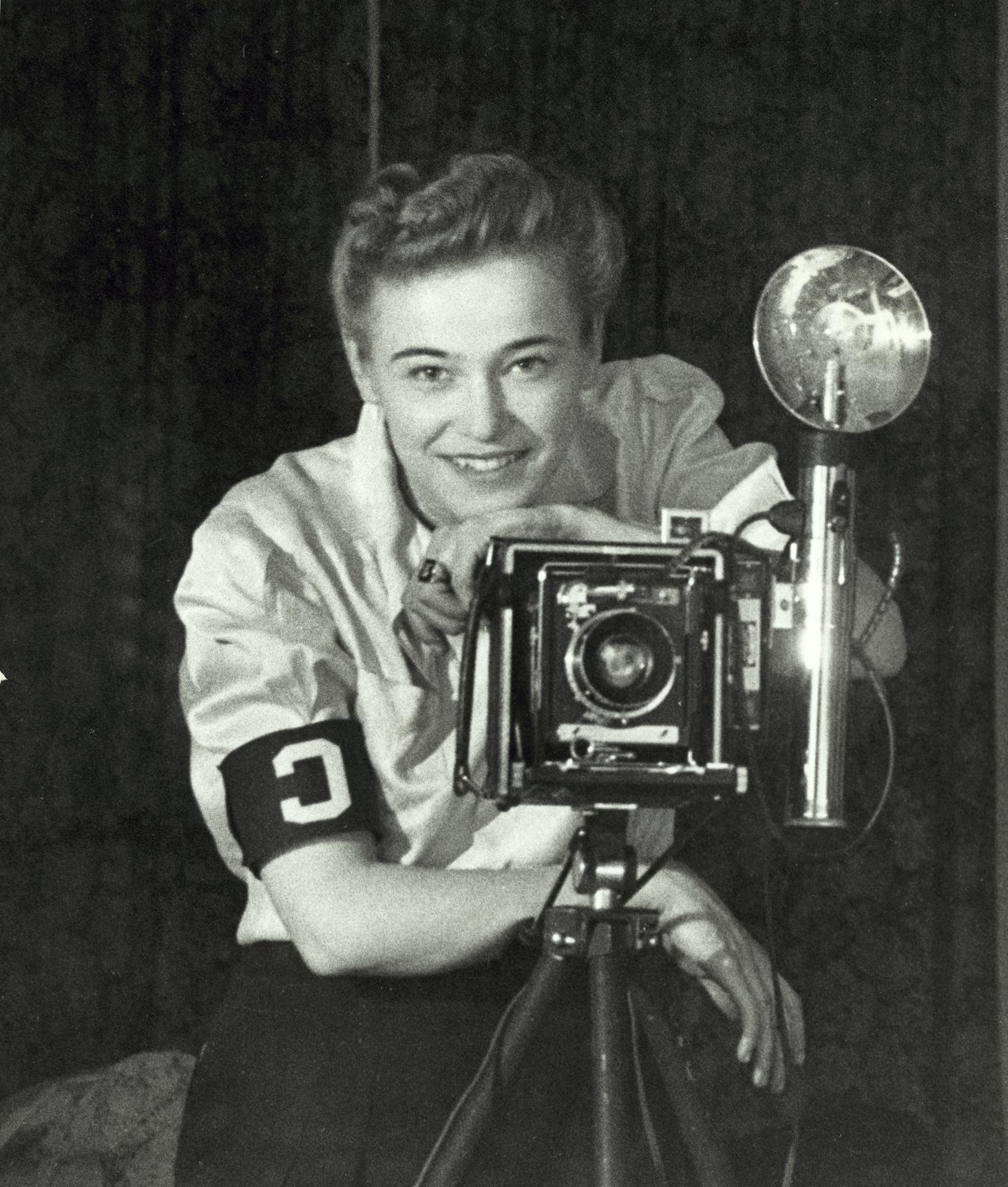 Dickey Chapelle - Women War Reporters
